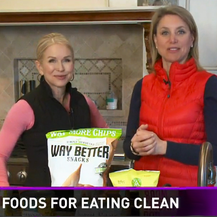 Packaged Foods for Eating Clean